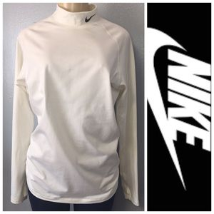 Nike Pro Combat Shirt Therma Fitted Long Sleeve